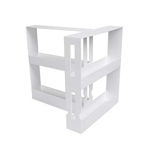 YKB Multifunction Kitchen Storage Rack Seasoning Spices Jar Box Bottles Container Organizer Cabinet Holder For Home...