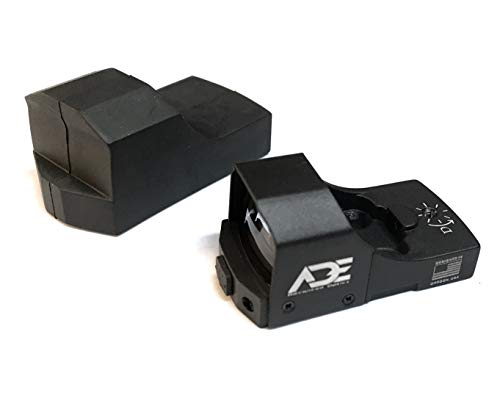 Ade Advanced Optics Huracan Green Dot Micro Mini Reflex Sight for Handgun