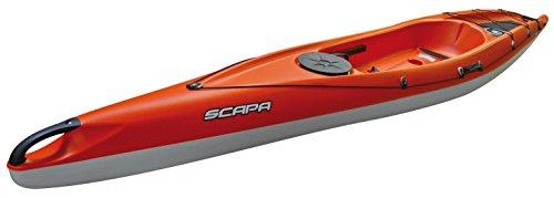 BIC Sport Scapa Kayak, Orange/White, 14'5'