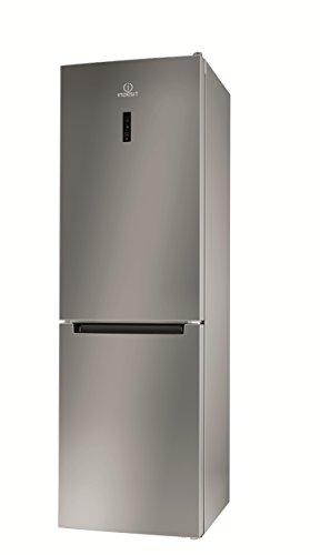 Indesit XI8 T2Y X B Frigorifero-Congelatore 338 L, No Frost, SN-T, 10 kg / 24h, A ++, Acciaio...