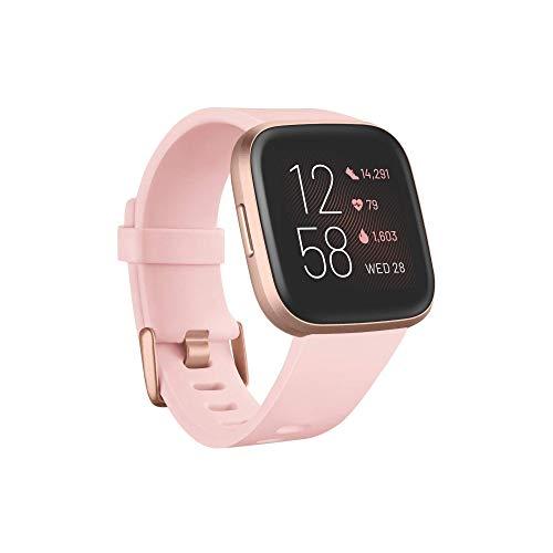 Fitbit Versa 2 – Gesundheits- und Fitness-Smartwatch...
