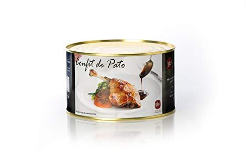 Polgri - Confit de Pato 4/5 Muslos de Pato   Muslos de Pato