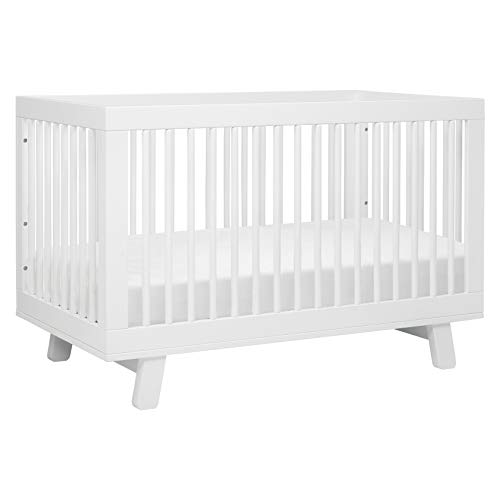 Babyletto Hudson 3-in-1 Convertible Crib with...