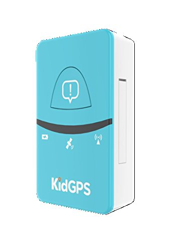 KidGPS Tracker, Compatible with Apple iOS, Samsung Galaxy and Other Android Devices for Locating and Monitoring Children, GPS Tracker for Kids