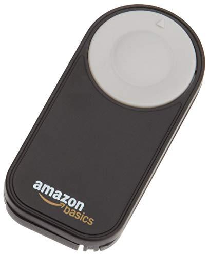 AmazonBasics - Telecomando wireless per fotocamere digitali SRL Nikon P7000, D3000, D40, D40x, D50,...