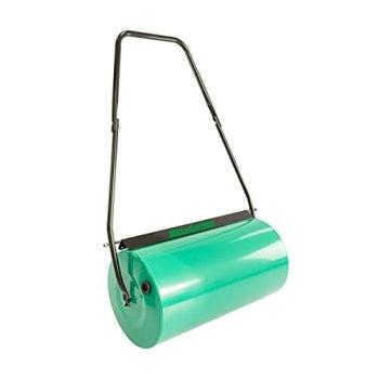 MaxxGarden - Rouleau à Gazon pour Une Belle pelouse et Contre Les Bosses - remplissable jusqu'à 38L - (50cm - Ø33cm - 38L) - Taille M