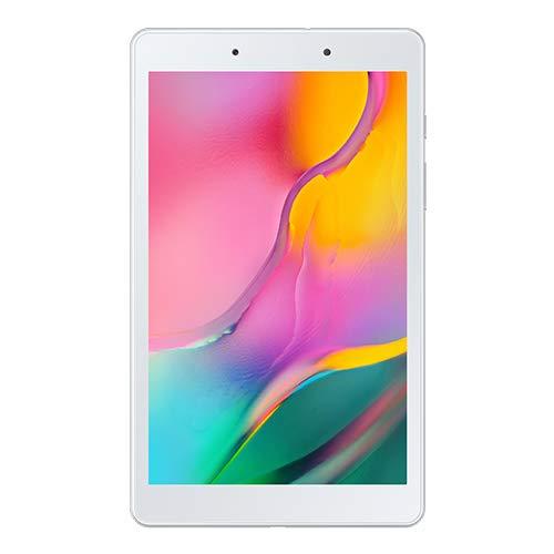 """Samsung Galaxy Tab A (2019) - Tablet de 8"""" (Wi-Fi, 32 GB, 2 GB RAM, Quad 2.0 GHz, cámara 8 MP AF + 2 MP) Plata"""