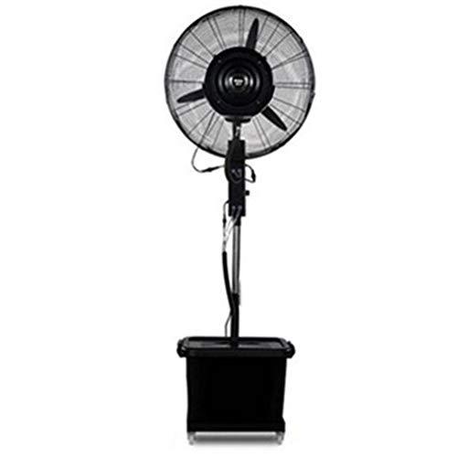 ZY Cold fan Ventilatore oscillante Rotante, umidificatore a spruzzo Forte di nebulizzazione, Ventola...