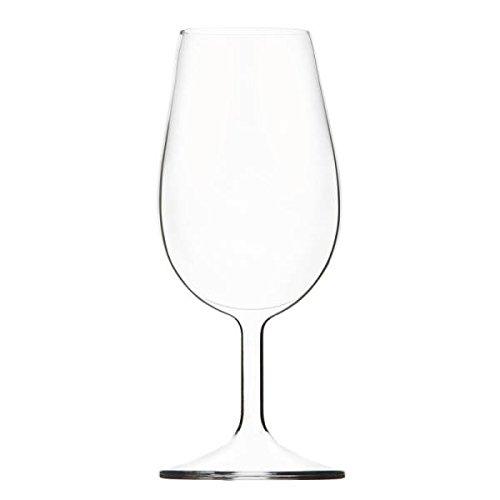 Polydisvins - Confezione da 6 bicchieri ISO per vino