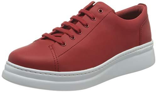 Camper Runner K200645, Zapatillas Mujer, Medium Red, 38 EU