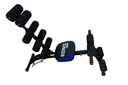IBS Six Pack Abs Exerciser Machine for Exercise and Fitness Without Cycle for Home and Gym