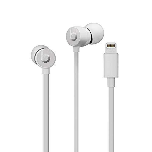 urBeats3 con cable de Lightning - Auriculares, cable antienredos, auriculares magnéticos, controles y micrófono integrados - PPMU9A2:URBEATS 3 PLATA SATINADA
