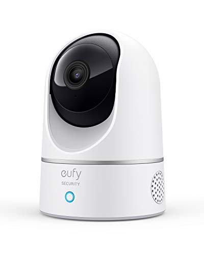eufy 2K Cámara Vigilancia Wifi Interior, cámara IP...