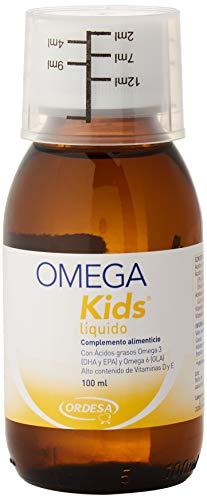 Ordesa Omegakids Liquido - 100 ml - El Omega-3 para tus hijo