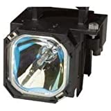 Electrified Replacement Lamp with Housing for WD-62628 WD62628 for Mitsubishi Televisions