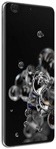 Samsung Galaxy S20 Ultra (Cosmic Gray, 12GB RAM, 128GB Storage)-Samsung EVO Plus 128GB microSDXC UHS-I U3 100MB/s Full HD & 4K UHD Memory Card with Adapter 3