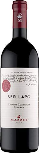 Mazzei - Dedicato a Ser Lapo Mazzei, il Padre del Chianti Classico - Vino Rosso Chianti Classico Riserva DOCG 2017 - Bottiglia 0,75 l