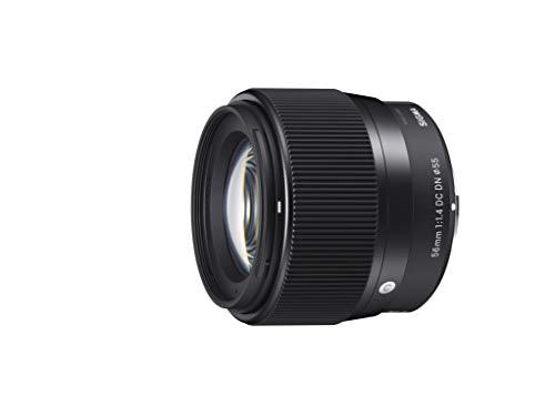 SIGMA 単焦点中望遠レンズ 56mm F1.4 DC DN | Contemporary C018 SONY-E用 ミラーレス(APS-Cサイズ)専用