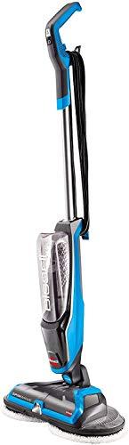 BISSELL SpinWave, Pulitore Multi-funzione 2-in-1, Mop Elettrico con Panni Rotanti, 0.83 litri, 20522