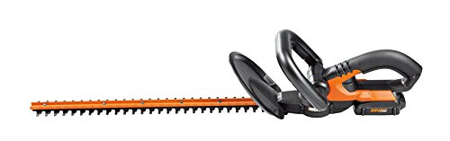 WORX WG255 20V PowerShare Cordless Electric Hedge Trimmer