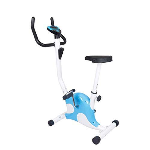 YFFSS Exercise Bikes, Adjustable Exercise Bike, LED Display Seat, Fitness Pedal, Dynamic Bicycle, Indoor Weight Loss, Aerobic Exercise, Fixed Fitness 1