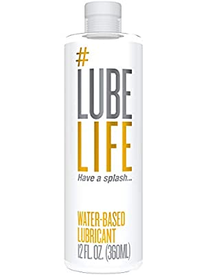 ✔ SILKY SMOOTH: #LubeLife is a sexual lubricant brand for men, women and couples. The silky smooth, buttery glide of our water-based lube compliments the body's natural lubrication and enhances the pleasures of foreplay and intimacy. Never sticky or ...