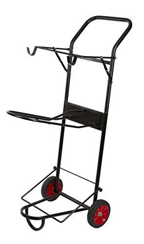 Kerbl 321000 Sattelcaddy fahrbar - Stallbedarf