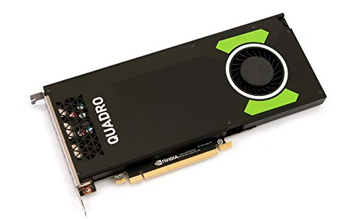 PNY Technologies Nvidia Quadro P4000 Grafikkarte (VCQP4000-BLK)