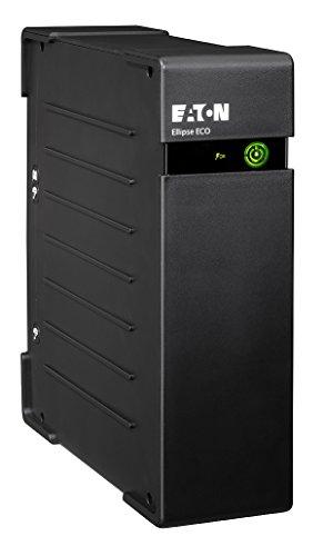 Eaton Ellipse ECO 800 USB DIN - 800 VA Gruppo di continuità (UPS) con protezione da sovratensioni (4 uscite Schuko)
