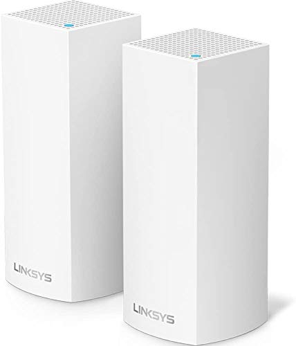 Linksys Velop Triband AC4400 Mesh Wi-Fi 5 Router,MU-MIMO,Enhance Speed up to 2.2 Gbps per router and...