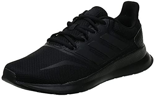 adidas Runfalcon, Zapatillas de Running Hombre, Negro (Core Black/Core Black/Core Black), 42 EU