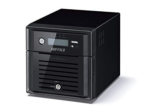 BUFFALO Windows Storage Server 2016 Workgroup Edition搭載 2ベイ NAS 4TB WS5200DN04W6