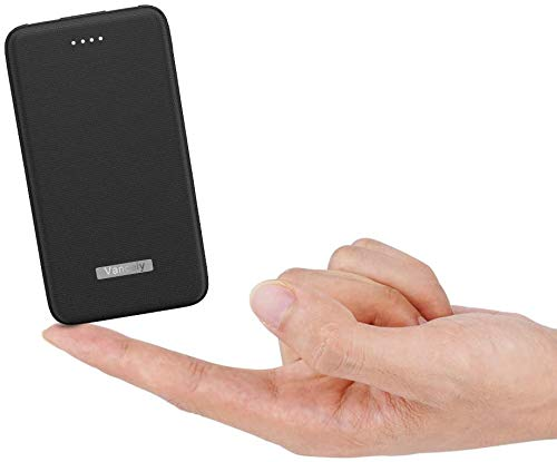 Vancely Power Bank 10000mAh, Caricabatterie...