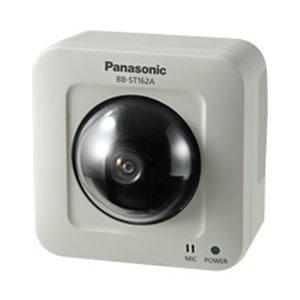 BB-ST162A Panasonic ボックス型ネットワークカメラ (屋内タイプ) H.264&JPEG対応