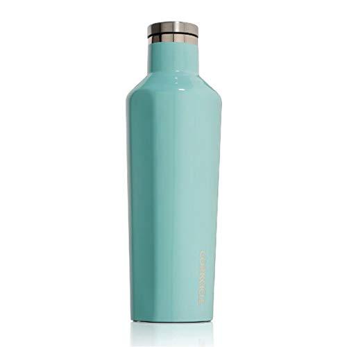 CORKCICLE コークシクル 470 CANTEEN 水筒 ステンレスボトル マグボトル 16oz 保冷 保温 滑り止め付き エコ...