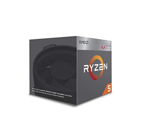 Procesador AMD RYZEN 5 2400G 3.9Ghz 4 Cores Socket AM4