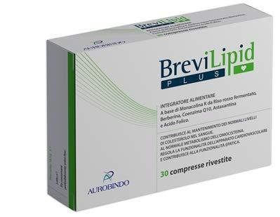 Brevilipid plus 30 compresse