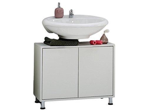 Waschbeckenunterschrank Badezimmerschrank Unterschrank Bad Schrank 'Lofti II'