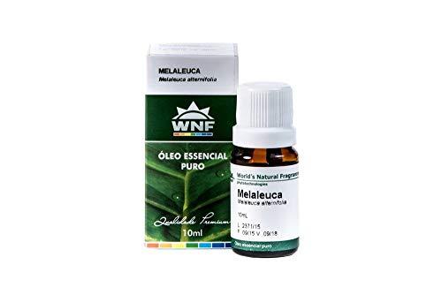 WNF Óleo Essencial Tea Tree e Melaleuca 10ml
