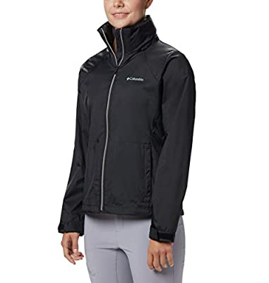 COMFORTABLE RAIN JACKET: The Columbia Women's Switchback III Waterproof Rain Jacket is a lightweight waterproof rain coat designed to keep you perfectly dry. ADVANCED TECHNOLOGY: This light rain jacket features our waterproof Hyrdroplus 100% nylon sh...
