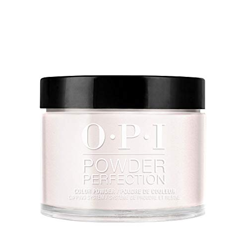 OPI Powder Perfection, Pink Dipping Powder Nail Color, Lisbon Wants Moor OPI, 1.25 oz