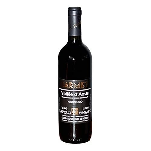 Valle d'Aosta Nebbiolo DOC'Barmet' - Caves Cooperatives des Donnas - 0,75 - Gradazione alcolica 12.5