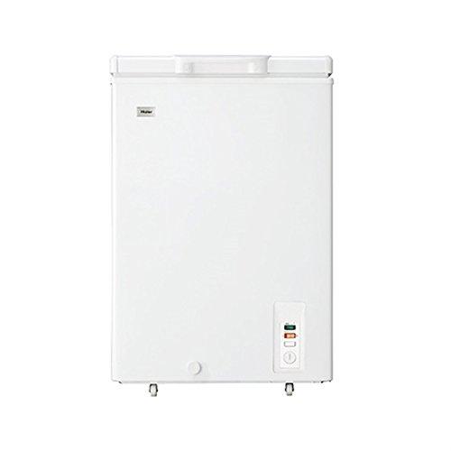 ハイアール 103L チェストタイプ 冷凍庫(フリーザー)直冷式 ホワイトHaier JF-NC103F(W)