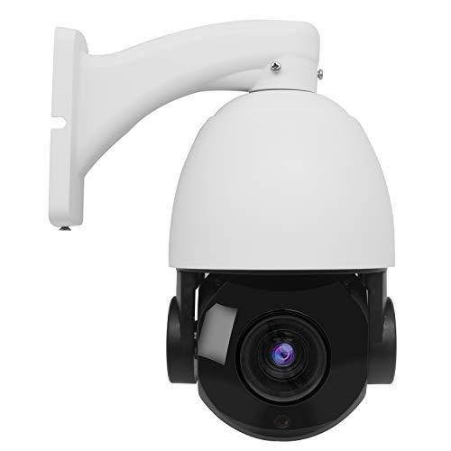 5MP HD IP PTZ Telecamera di sicurezza PoE 20X ottico Zoom Camera IP Telecamera PTZ IR intelligente visione notturna, Motion Dection, compatibile Onvif resistente alle intemperie