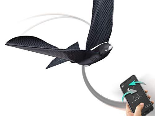 BionicBird MetaBird . App Controlled Stunt . Drone BIOMIMETICO High-Tech . Indoor/Outdoor Use . by