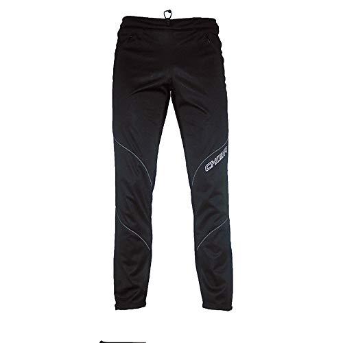 ChibaGuanti da Uomo Softshell Pantaloni, Poliestere, Uomo, Softshell, Black, XL