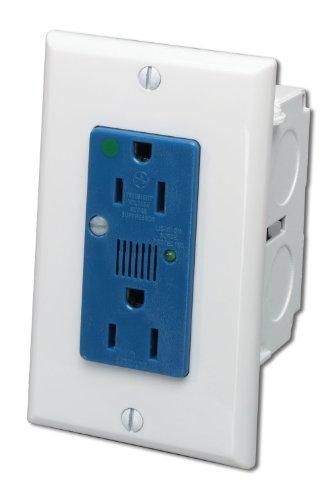 Leviton 47605-ACS J-Box Surge Protective Kit - Single AC Power Module