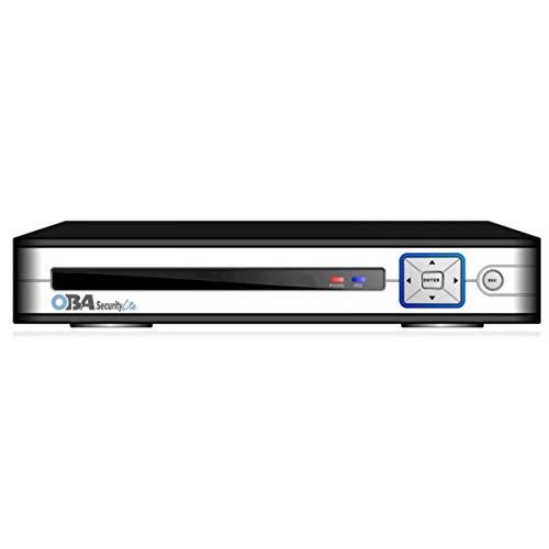 Sricam Italia NVR Sri-Lite 08P 8 CH CANALI Cloud P2P Full HD 4K H265 ONVIF VIDEOSORVEGLIANZA Oba Security