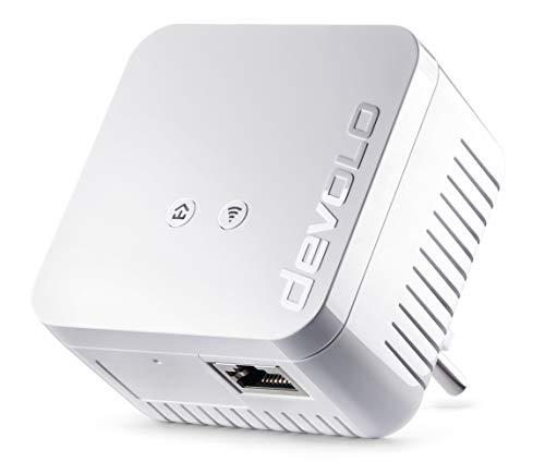 Devolo dLAN 550 WiFi - Adaptador Powerline, adaptador de red PLC,...