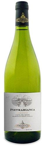 Tormaresca Vino Pietrabianca Castel del Monte Doc Bio - 1 Bottiglia da 750 Ml